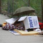 Eine Woche (freiwillig) obdachlos